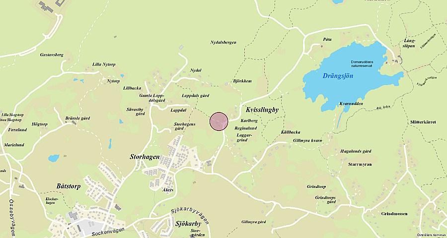 Karta Reginelund