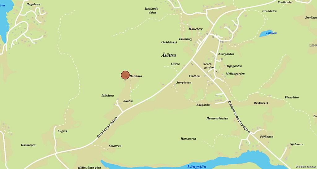 Dalsättra-karta