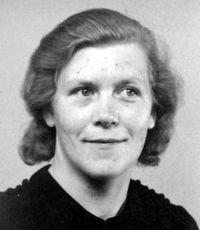 Elsa Andersson, Oskarsborg, Östervåla.