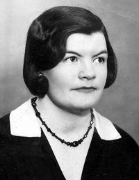 Gerda Gustafsson, Runnebo, Östervåla.
