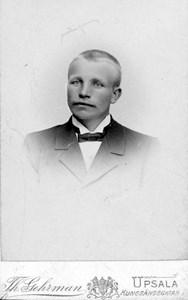 Gustaf Fröjd, Runnebo, Östervåla.