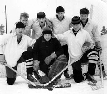 Hockeybockey Centralskolan, Östervåla.