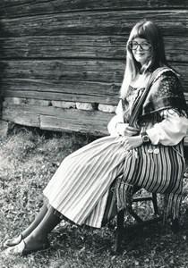 Karin Olsson, Runnebo, Östervåla.