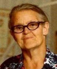 Lisa Pettersson, Skogbo, Östervåla.