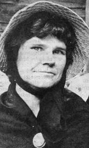 Anita Röjerås, Östervåla Samhälle