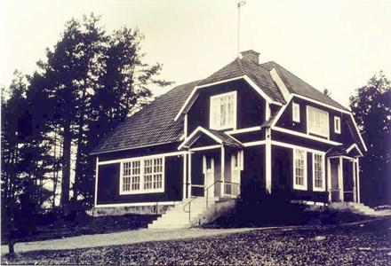 Bjurvalla Godtemplarlokal 1950-talet.jpg