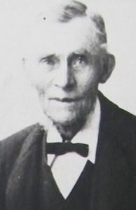 Anders Persson, Ettinga, Östervåla