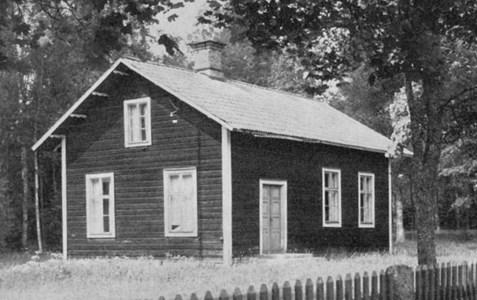 Rickebo skolhus, senare missionshus