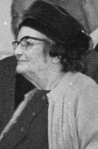 Klara Larsson, Mårtsbo, Östervåla