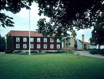 Tallgården 1960-tal.