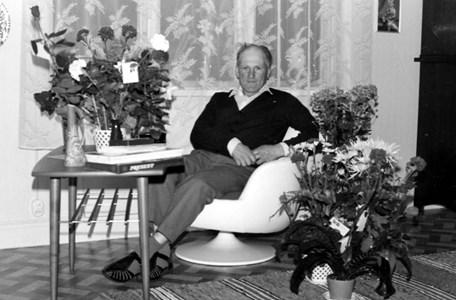 Bror-Erik Johansson, fyller 50 år