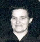 Inga Rönn, Bjurvalla, Östervåla år 1960