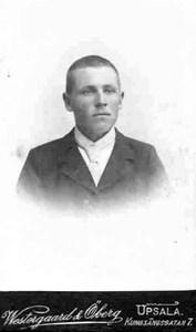 Gustav Johansson, Sillbo, Östervåla