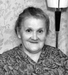 Agnes Lindberg, Klockarbacken, Östervåla