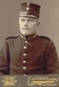 Enock Karlsson, Åkerby, Östervåla