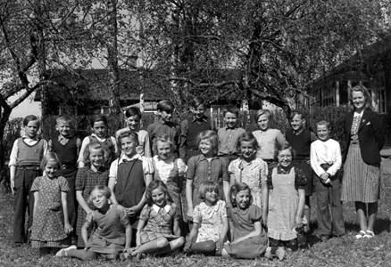 2  Aspnäs skola, elever födda 1929-1931