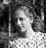 Stella Persson, Gräsbo, Östervåla.