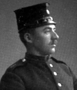 August Andersson, Åby, Östervåla