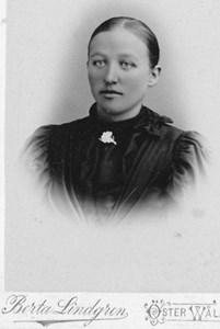Kristina Olsdotter Olsson, Mångsbo, Östervåla