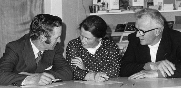 Alvar Johansson Tobbo, Lena Johansson Kanikebo, Henrik Vesterlund Slättan.jpg