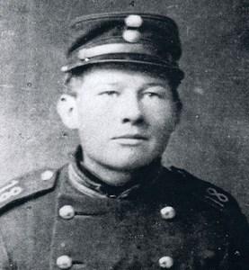 Erik Andersson, Skogbo, Östervåla