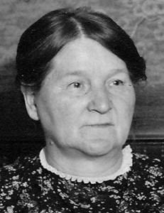 Ester Lidén, Vreta, Östervåla