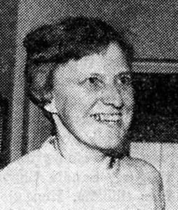 Elsie Forsberg, Hov, Östervåla