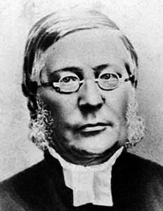 Lars Paul Esbjörn, Präst i Östervåla