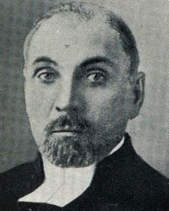 Kyrkoherde Ernst Viktor Engbom, Östervåla