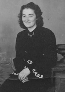 Nancy Johansson, Staffansbo, Östervåla