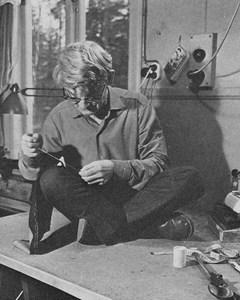Bernhard Östlund, Berg, Östervåla