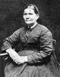 Karin (Catharina) Olsson f. Hansdotter, Buckarby, Östervåla