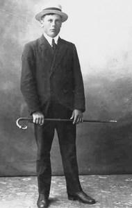 Verner Andersson, Upplanda, Östervåla