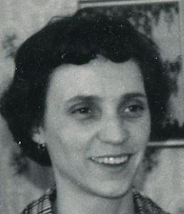 Nancy Andersson, Kartan, Östervåla