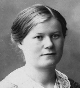 Stina Persson, Stärte, Östervåla
