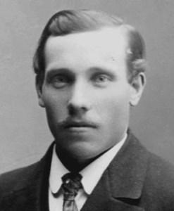 Edvard Persson, Västersälja, Östervåla