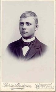 Gustav Jansson, Hemmingsbo, Östervåla