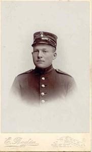 Karl Lindberg, Stärte, Östervåla