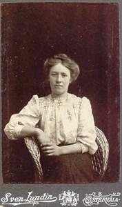 Lilly Olsson, Gästboslätten, Östervåla