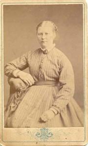 Stina Larsson, Mångsbo. Ragnars Karlssons mormor, Östervåla