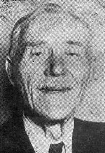 Erik Vilhelm Lundqvist, Åby, Östervåla, Skomakare