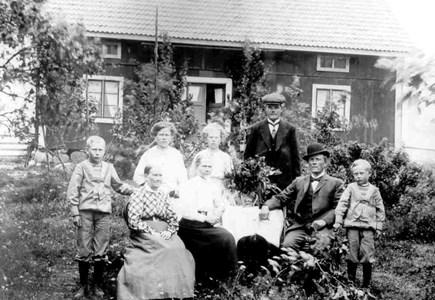 Enviken,  Henrik Zetterbergs hem,  Okäda personer