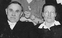 Ivar o Alma Eriksson, Huggle, Östervåla