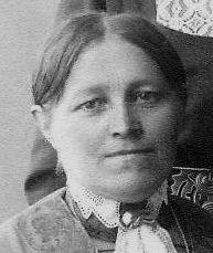 Anna Hedvig Persson, Bjurvalla, Östervåla