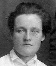 Edla Larsson, Horsskog, Östervåla
