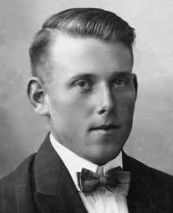 Harry Eriksson, Bjurvalla, Östervåla