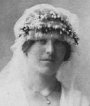 Elsa Eriksson, Bjurvalla, Östervåla