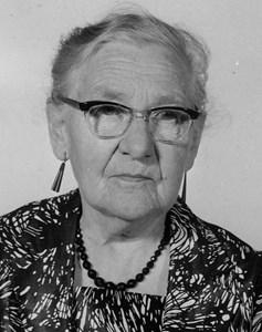 Gunhild Nordin, Åby, Östervåla