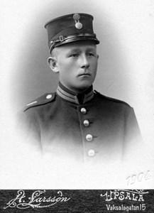 August Eriksson, Råttbo, Östervåla