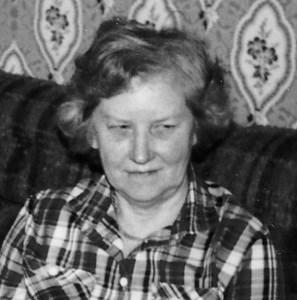 Elsie Johansson, Tobbo, Östervåla